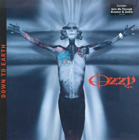 Ozzy* - Down To Earth (2001, Vinyl) | Discogs