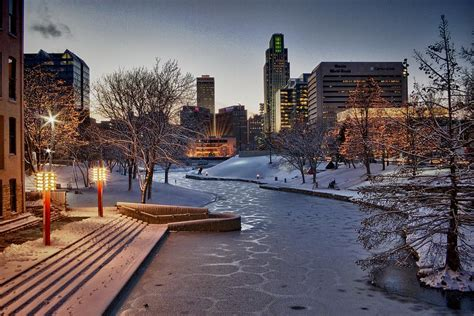 Omaha Covered In Beauty Photograph by Tim Perry