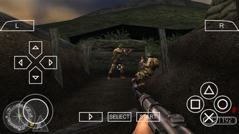 Call Of Duty Roads to Victory (USA) PSP ISO Free Download