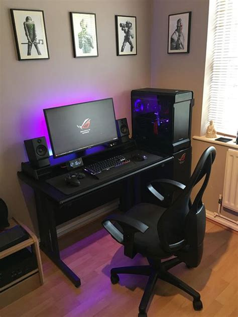 25 Cool And Stylish Gaming Desks For Teenage Boys   Video