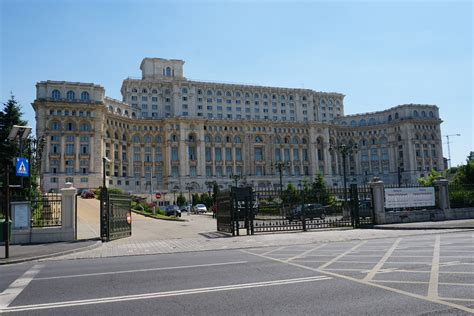 The Palace of the Parliament in Bucharest - Been Around