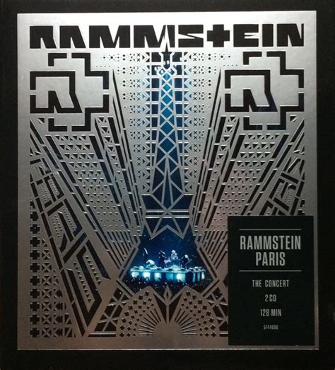 Rammstein - Paris | Releases, Reviews, Credits | Discogs
