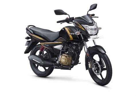 TVS Victor Special Edition Launched In India - Price
