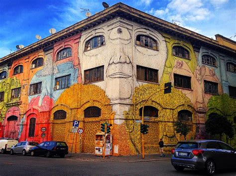 Rome Street Art: The Colourful Corners of the City - Parallel