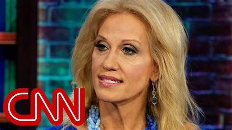 Cuomo confronts Kellyanne Conway on Trump's lie - YouTube