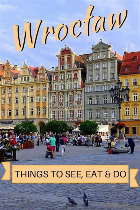 Things to See, Eat & Do in Wroclaw - THAT BACKPACKER