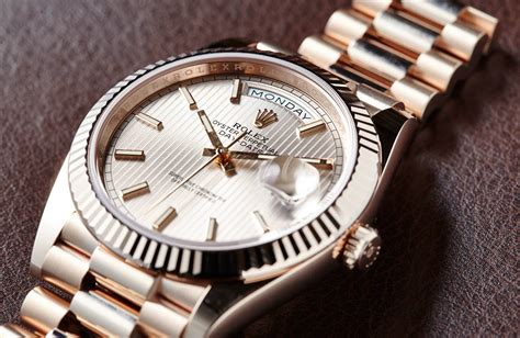 IN-DEPTH: The Rolex Oyster Perpetual Day-Date 40 ref