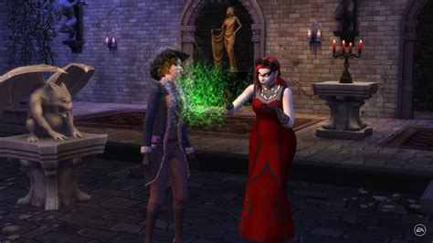 The Sims 4: Vampires Game Pack Guide