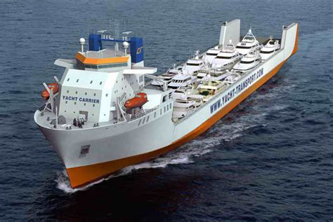 World's Largest Yacht Carrier News - Top Speed