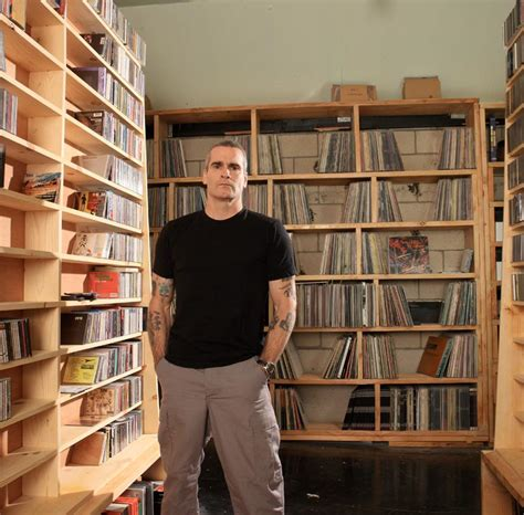 A Few Words with Henry Rollins by Greg Everett - Editorial