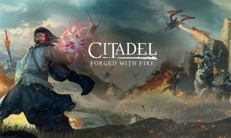 Citadel Forged with Fire PS4 Full Version Free Download - GF
