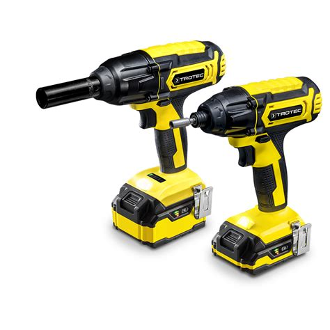 Cordless impact driver | Cordless impact wrench - TROTEC