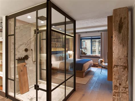 1 Hotel Central Park Wants to Time Your Shower - Condé