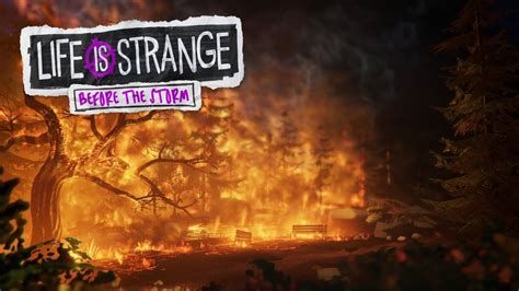 Life Is Strange Before The Storm OST - Episode 1 Ending