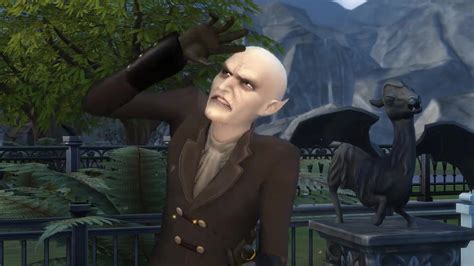 The Sims 4 Vampires: 88 Screens from the Trailer