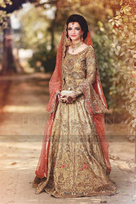 Latest Asian Bridal Wedding Gowns Designs 2020-2021 Collection