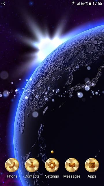Solar system live wallpaper - Android Forums at