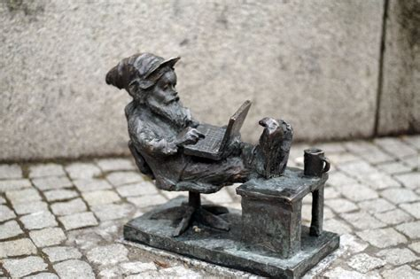Gnomenclature: Wrocław's Gnomes | Searching for Wrocław's